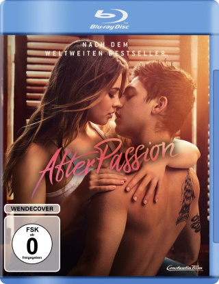 "Das Blu-ray-Cover von ""After Passion"" (© 2019 Constantin Film)"