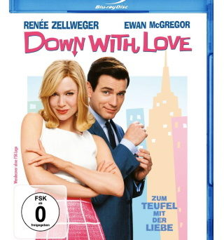 "Das Blu-ray-Cover von ""Down with Love"" (© Justbridge Entertainment)"