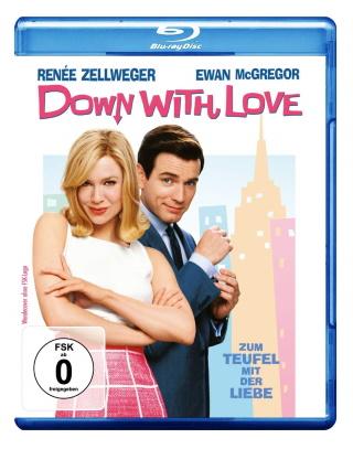 "Das Blu-ray-Cover von ""Down with Love"" (© Justbridge Entertainment)"