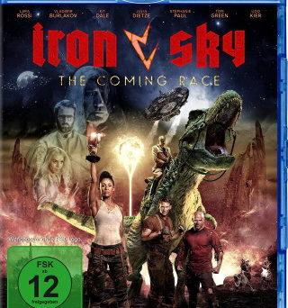 "Das Blu-ray-Cover von ""Iron Sky – The Coming Race"" (© Splendid Film)"