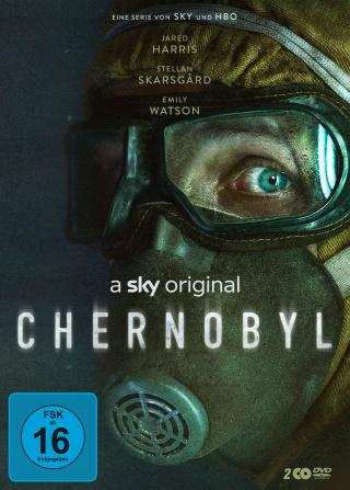 "Das DVD-Cover von ""Chernobyl"" (© Polyband)"