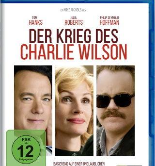 """Das Blu-ray-Cover von """"Der Krieg des Charlie Wilson"""" (© StudioCanal)"""