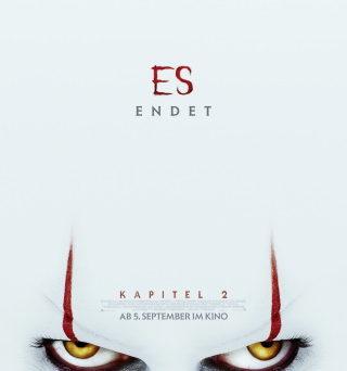 """Das Hauptplakat von """"ES Kapitel 2"""" (© 2019 Warner Bros Pictures)"""