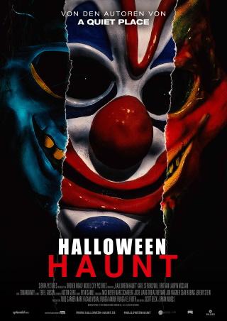 """Das Hauptplakat von """"Halloween Haunt"""" (© Splendid Film GmbH)"""