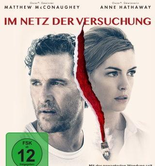 """Das Blu-ray-Cover von """"Im Netz der Versuchung"""" (© Square One/Universum Film)"""