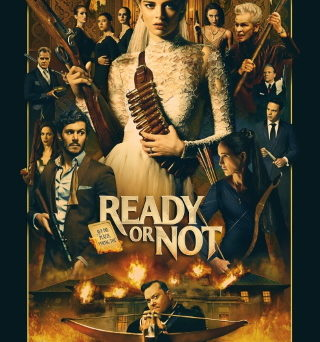 """Das Hauptplakat von """"Ready or Not"""" (© 2019 Twentieth Century Fox)"""