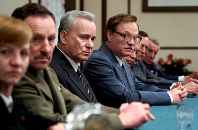 Die Politik übernimmt bei Tschernobyl das Ruder (© Polyband)