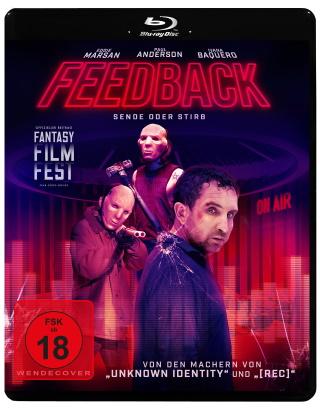 "Das Blu-ray-Cover von ""Feedback"" (© Pandastorm Pictures)"
