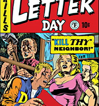 "Das Hauptplakat von ""Red Letter Day"" (© RLD Productions Ltd. 2019)"