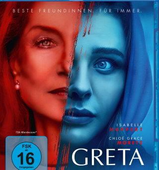 """Das Blu-ray-Cover von """"Greta"""" (© Capelight Pictures/Ascot Elite)"""