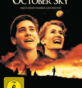 "Das Mediabook-Artwork von ""October Sky""(© Capelight Pictures)"