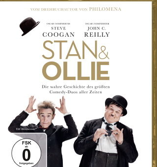 "Das Blu-ray-Cover von ""Stan and Ollie"" (© Capelight/Square One)"