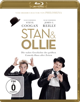 """Das Blu-ray-Cover von """"Stan and Ollie"""" (© Capelight/Square One)"""