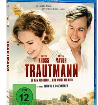 "Das Blu-ray-Cover von ""Trautmann"" (© Capelight/Square One)"