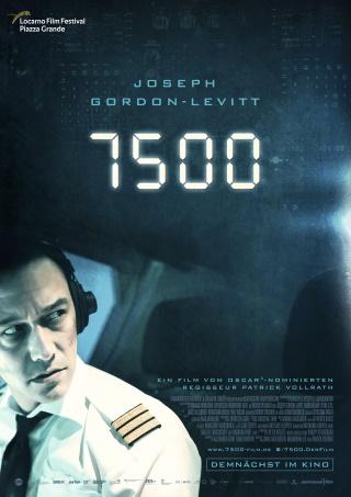 """Das Hauptplakat von """"7500"""" (© Universum Film)"""