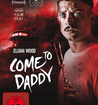"Das DVD-Cover von ""Come to Daddy"" (© Splendid Film)"