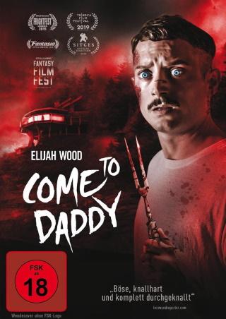 "Das DVD-Cover von ""Come to Daddy"" (© Splendid Film)"
