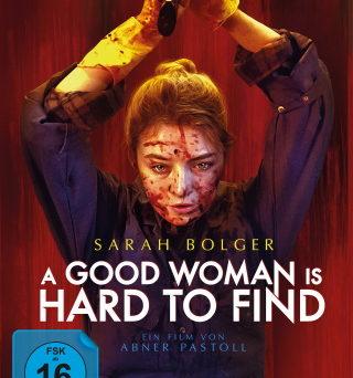 "Das Mediabook-Artwork von ""A Good Woman Is Hard To Find"" (© Capelight Pictures)"