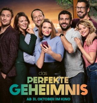 """Das Hauptplakat von """"Das perfekte Geheimnis"""" (© 2019 Constantin Film)"""