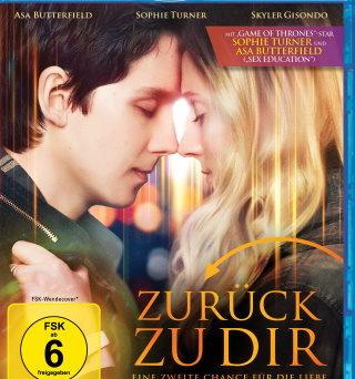"""Das Blu-ray-Cover von """"Zurück zu dir"""" (© Capelight Pictures)"""