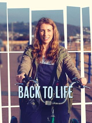 """Das Plakat von """"Back To Life"""" (Showtime/BBC)"""