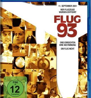 "Das Blu-ray-Cover von ""Flug 93"" (© StudioCanal)"