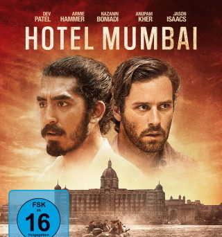 "Das Blu-ray-Cover von ""Hotel Mumbai"" (© Square One/Universum Film)"