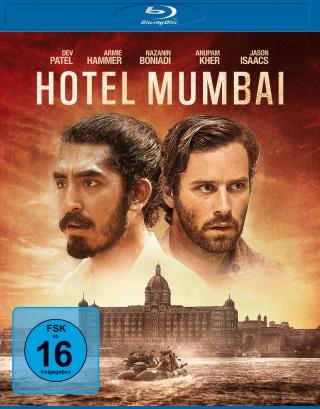 """Das Blu-ray-Cover von """"Hotel Mumbai""""  (© Square One/Universum Film)"""