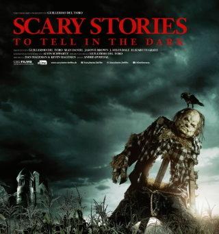 """Das Hauptplakat von """"Scary Stories To Tell In The Dark """" (© 2019 eOne Germany)"""