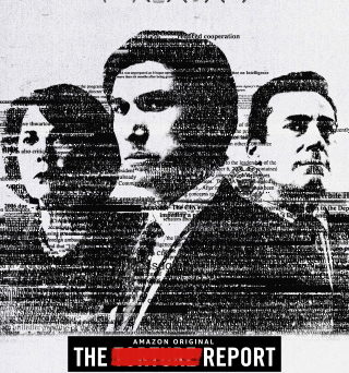 "Das Hauptplakat von ""The Report"" (©DCM/Prime Video)"