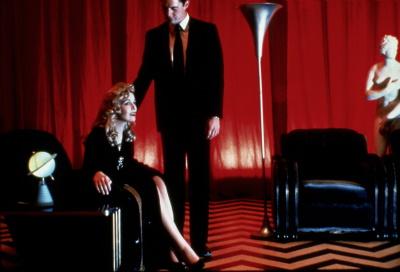 "Sheryl Lee und Kyle MacLachlan in ""Twin Peaks - Fire Walk With Me"" (© StudioCanal)"""