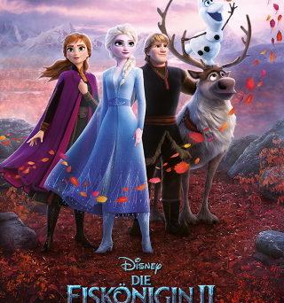 """Das Hauptplakat von """"Die Eiskönigin 2"""" (© 2019 Disney)"""