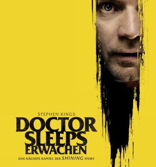 """Das Hauptplakat von """"Doctor Sleeps Erwachen"""" (© 2019 Warner Bros. Pictures)"""
