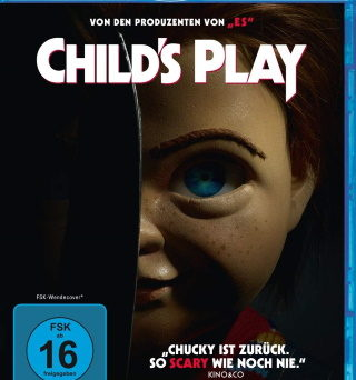 """Das Blu-ray-Cover von """"Child's Play"""" (© Capelight Pictures)"""