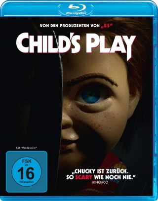 "Das Blu-ray-Cover von ""Child's Play"" (© Capelight Pictures)"