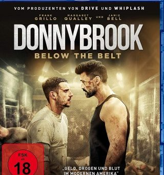 "Das Blu-ray-Cover von ""Donnybrook - Below the Belt"" (© Koch Films)"
