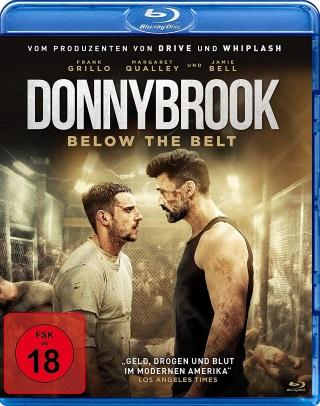 """Das Blu-ray-Cover von """"Donnybrook - Below the Belt"""" (© Koch Films)"""