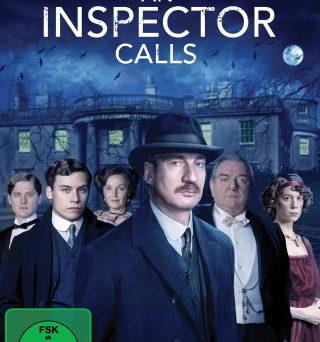 "Das DVD-Cover von ""An Inspector Calls"" (© Pandastorm Pictures)"