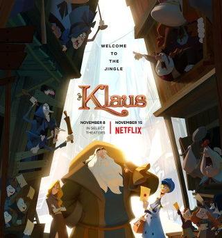 """Das Plakat von """"Klaus"""" (© Netflix)"""