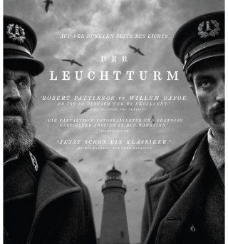 """Das Hauptplakat von """"Der Leuchtturm"""" (© 2019 Universal Pictures)"""