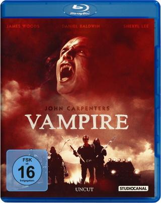 "Das Blu-ray-Cover zur Uncut-Fassung von ""John Carpenters Vampire"" (© StudioCanal)"