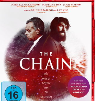 "Das Blu-ray-Cover von ""The Chain"" (© 2019 OFDb Filmworks)"