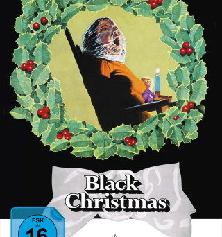 "Das Mediabook von ""Black Christmas"" (© Capelight Pictures)"