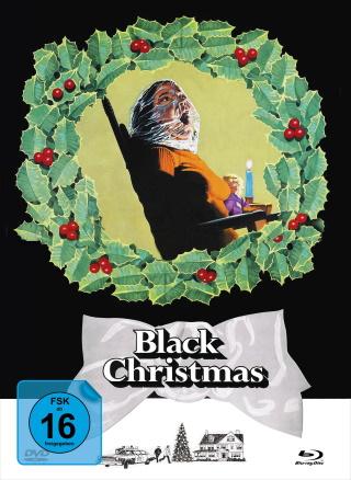 "Das Mediabook von ""Black Christmas"" (© Capelight Pictures)"