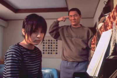 Shiori und ihr Vater hatten ein sehr schwieriges Verhältnis (© Capelight Pictures)