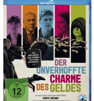 """Das Blu-ray-Cover von """"Der unverhoffte Charme des Geldes"""" (© MFA Film)"""
