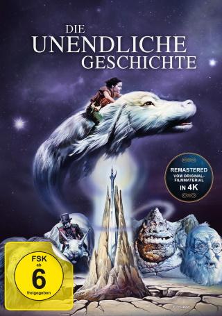 """Das Mediabook von """"Die unendliche Geschichte"""" (© Constantin Film)"""
