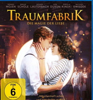 "Das Blu-ray-Cover von ""Traumfabrik"" (© EuroVideo)"