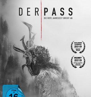 """Das Cover von """"Der Pass -Staffel 1"""" (○ Eye See Movies)"""