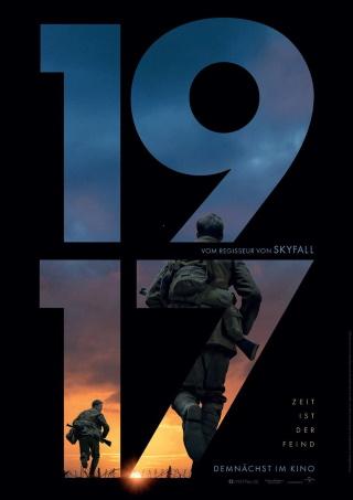 """Das Plakat vom """"1917"""" (© 2019 Universal Pictures)"""
